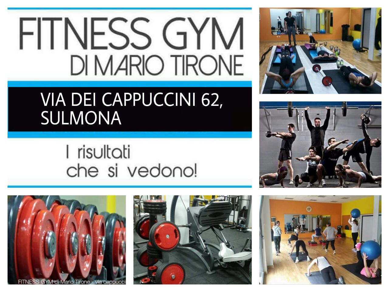 Fitness Gym di MARIO TIRONE